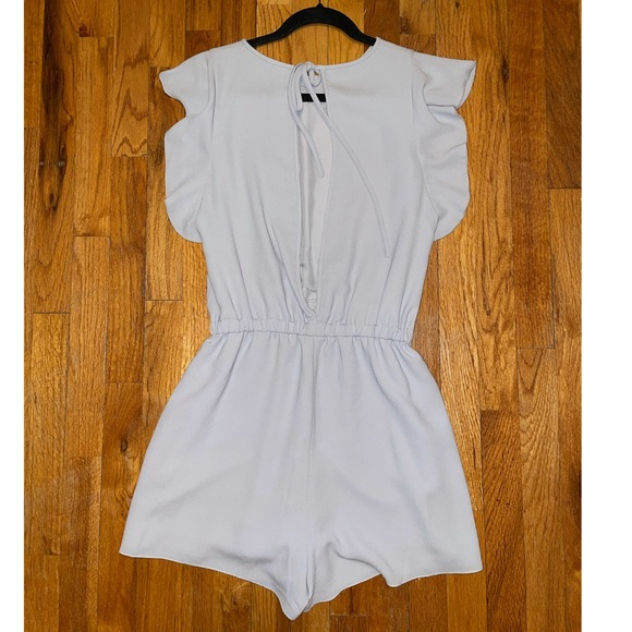 Wilfred Baby Blue Romper